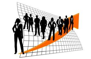 yrityksen kasvu